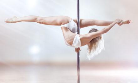 Choisir des vêtement de pole dance