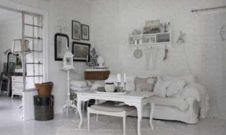 Le style shabby chic recup'