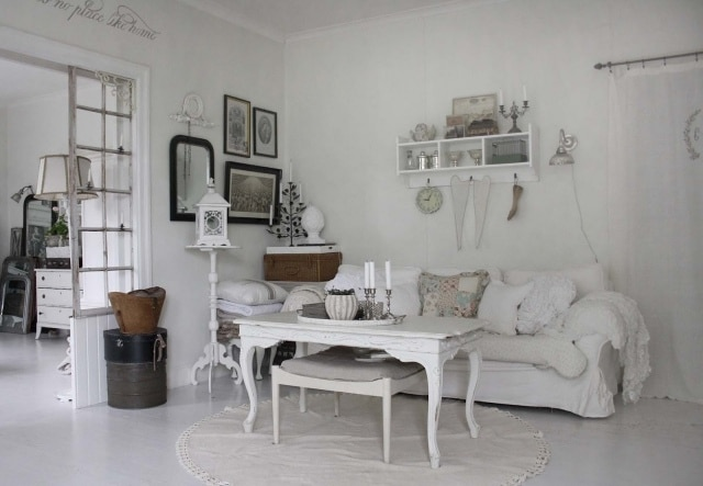 style shabby chic recup'
